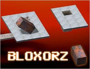 石をコロコロ転がすフリーゲーム「BLOXORZ」がハマる!