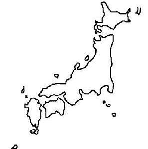 日本列島がこんな風に見えてくるだろ