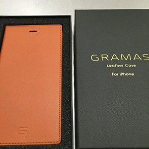 GRAMASのiPhone6 plus用レザーケース買ったぞ!これはすごい贅沢品