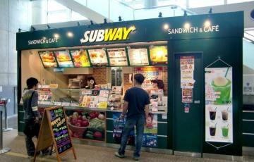 SUBWAY_Ritsumeikan_University_BKC